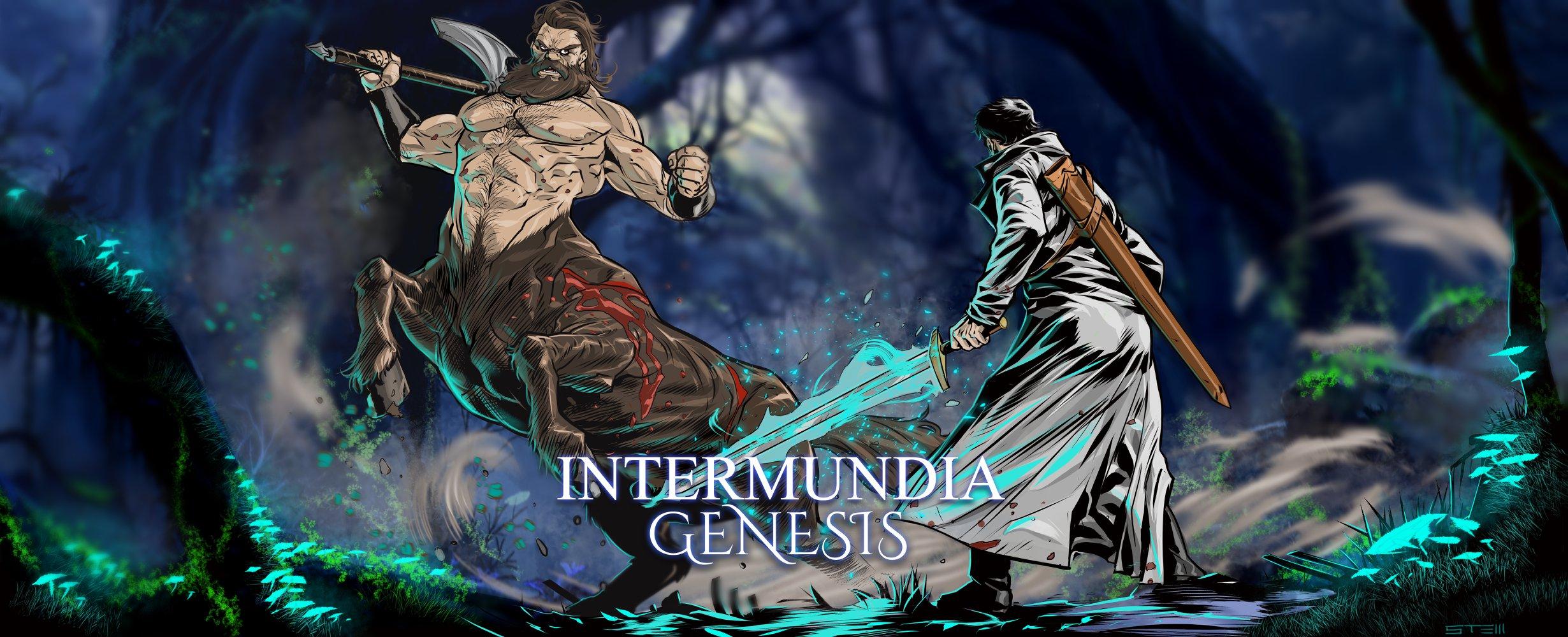 Intermundia Genesis: intervista a Giorgio Catania thumbnail