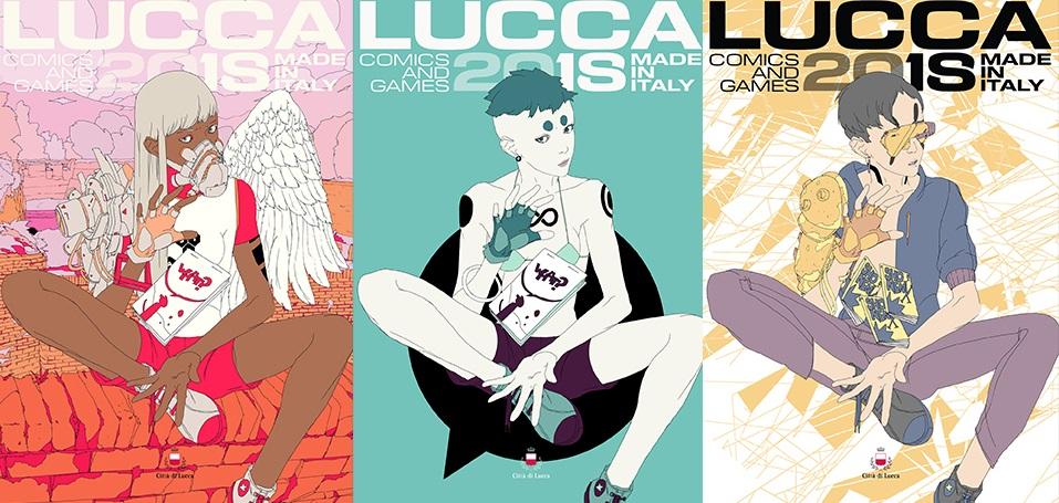 Disponibile la mappa di Lucca Comics & Games 2018 thumbnail