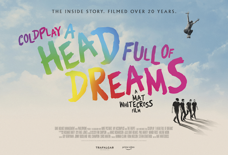 A Head Full Of Dreams: il trailer del documentario sui Coldplay thumbnail