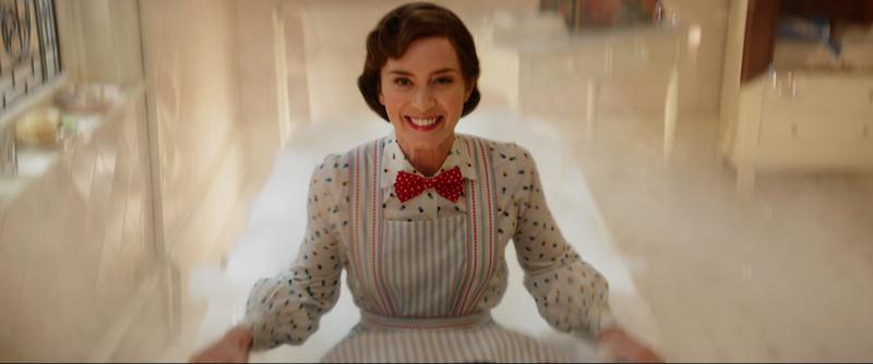 Il ritorno di Mary Poppins: un nuovo trailer del film thumbnail