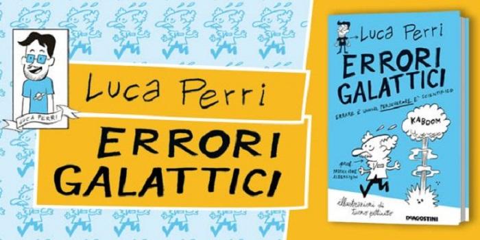 Lucca Comics: Errori Galattici sul palco di OrgoglioNerd thumbnail
