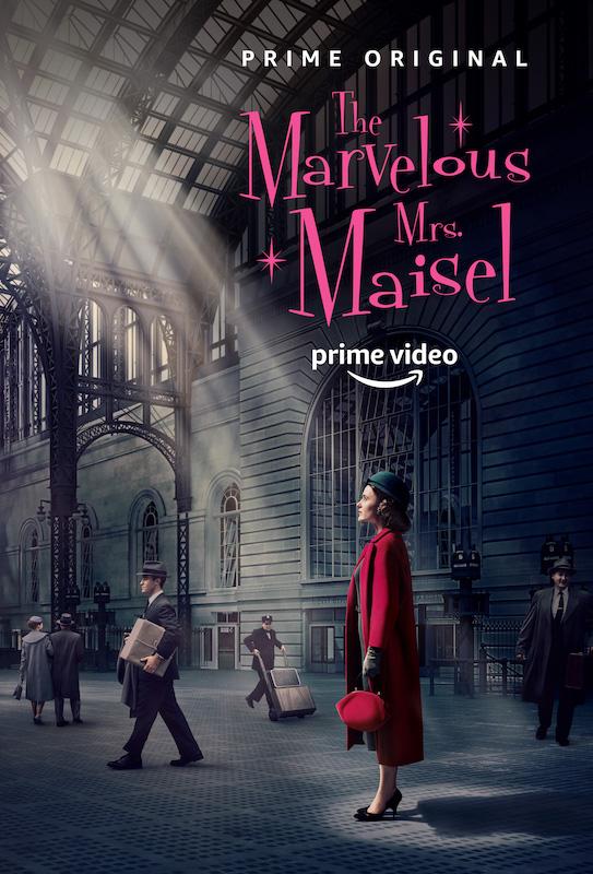 The Marvelous Mrs. Maisel: il trailer esteso della seconda stagione thumbnail