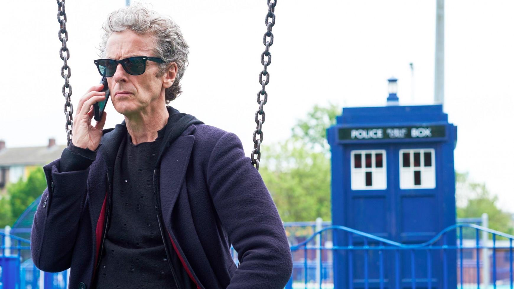 "Doctor Who: un Dodicesimo Dottore ""anziano"", ma con stile thumbnail"