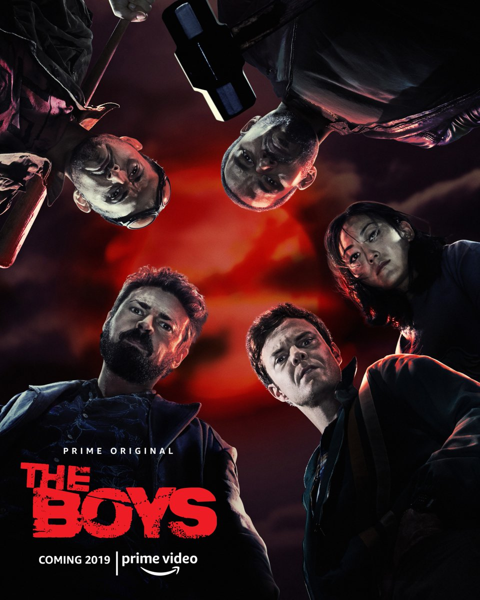 The Boys: il primo teaser della serie TV di Amazon thumbnail
