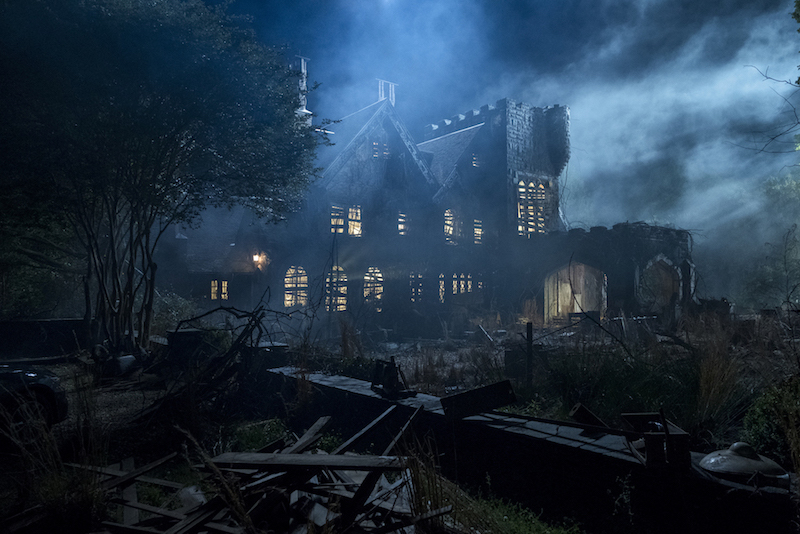 The Haunting of Hill House: una featurette della serie Netflix thumbnail