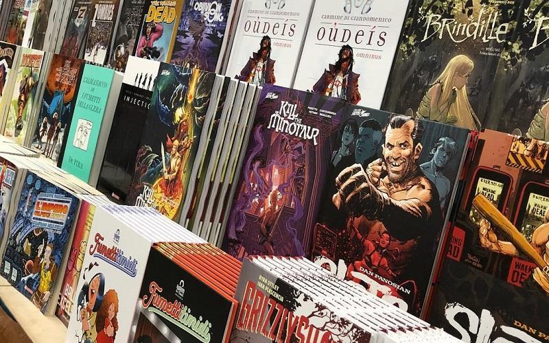 Lucca Comics & Games, le novità saldaPress thumbnail