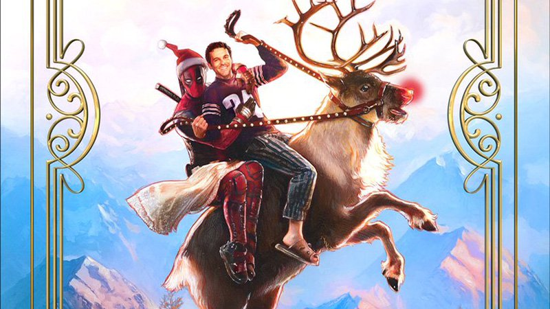 Once Upon a Deadpool: il poster ufficiale thumbnail