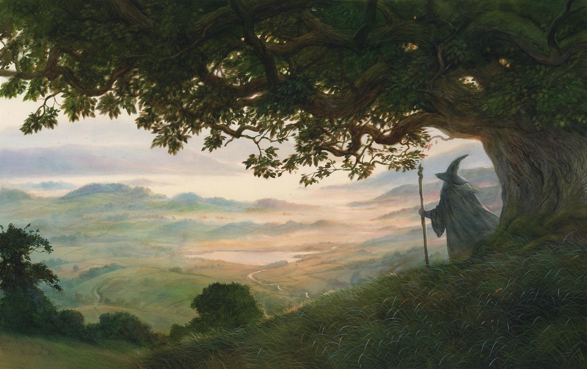 Gli illustratori di Tolkien saranno a Milano! thumbnail