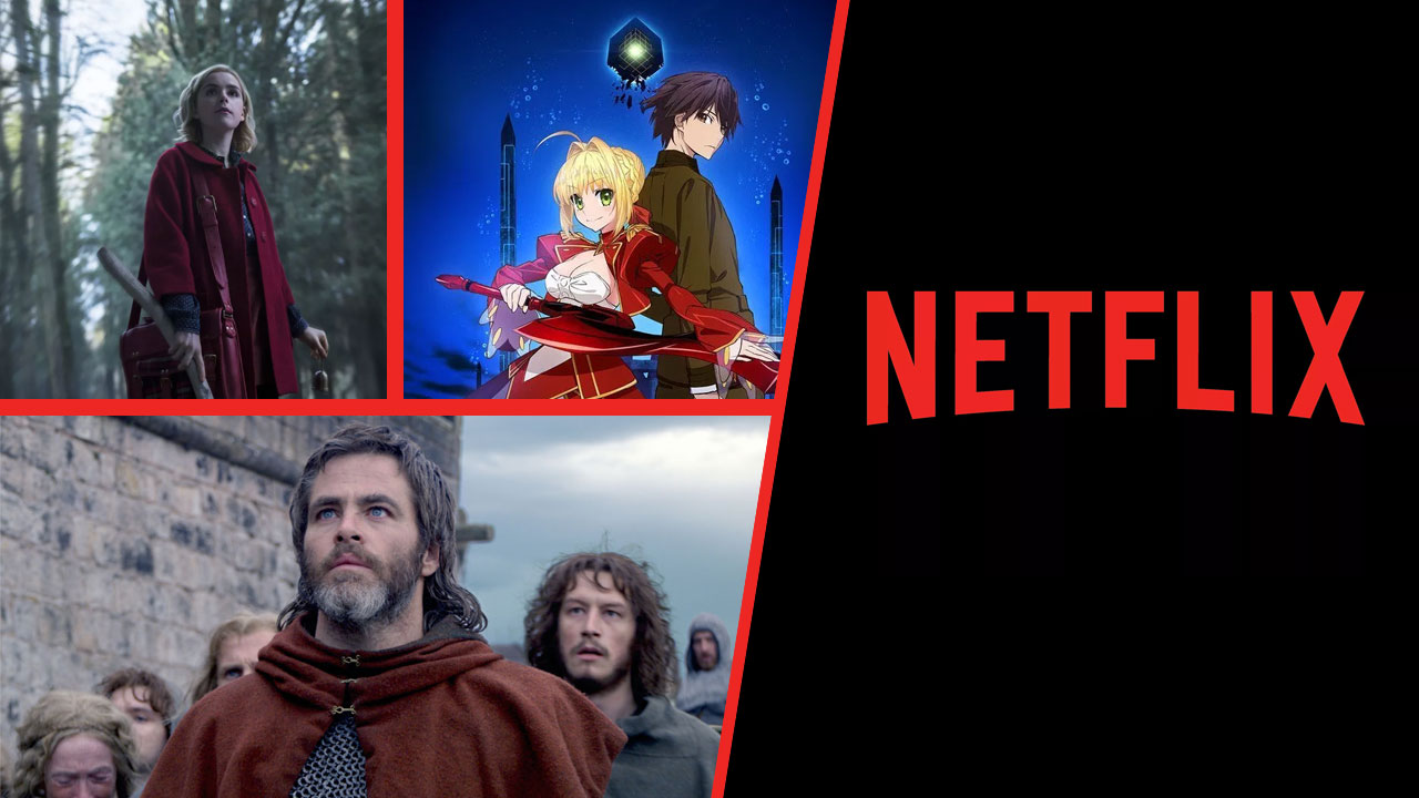 Cosa guardare su Netflix | Novembre 2018 thumbnail