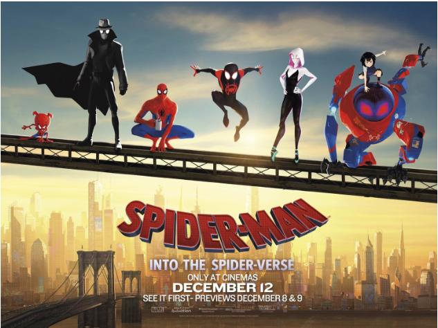 Annunciato un secondo film per Spider-verse thumbnail