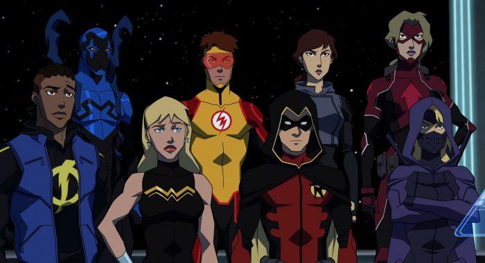 Young Justice: Outsiders, ecco il trailer della nuova serie animata thumbnail