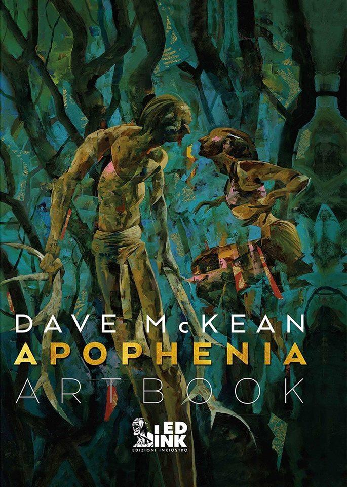 Dave McKean Apophenia