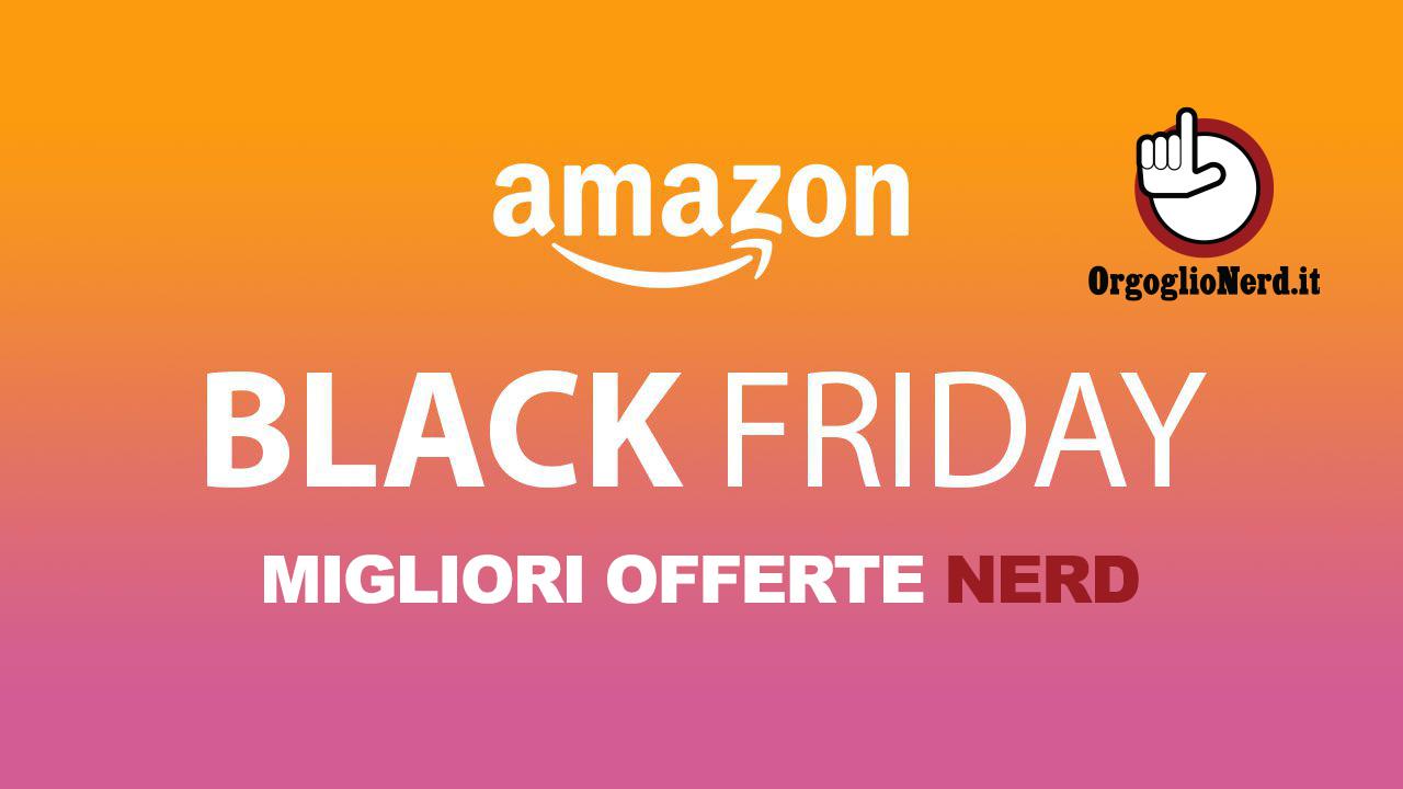 Black Friday Amazon 2018: le migliori offerte di fumetti, libri, videogiochi, giochi in scatola (in aggiornamento) thumbnail