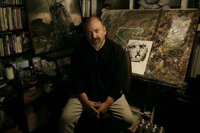 Lucca Comics & Games: Incontro con Dave McKean thumbnail