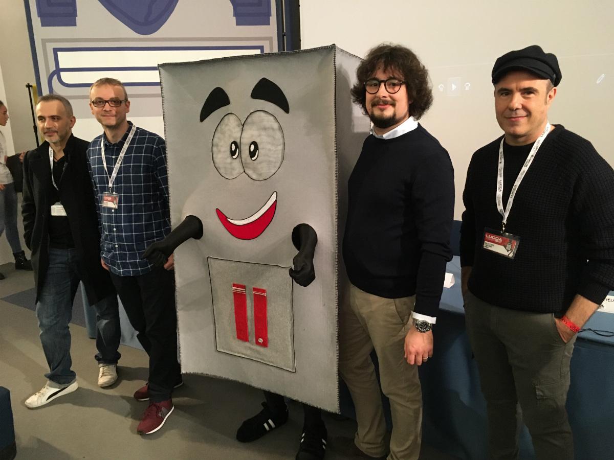 eMooks, l'applicazione che rivoluziona i fumetti digitali thumbnail