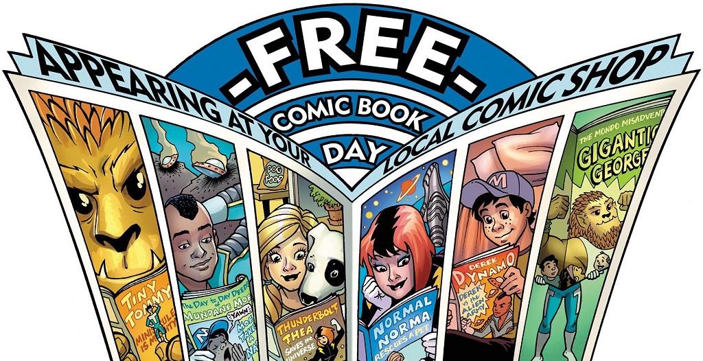Il primo dicembre torna il Free Comic Book Day thumbnail