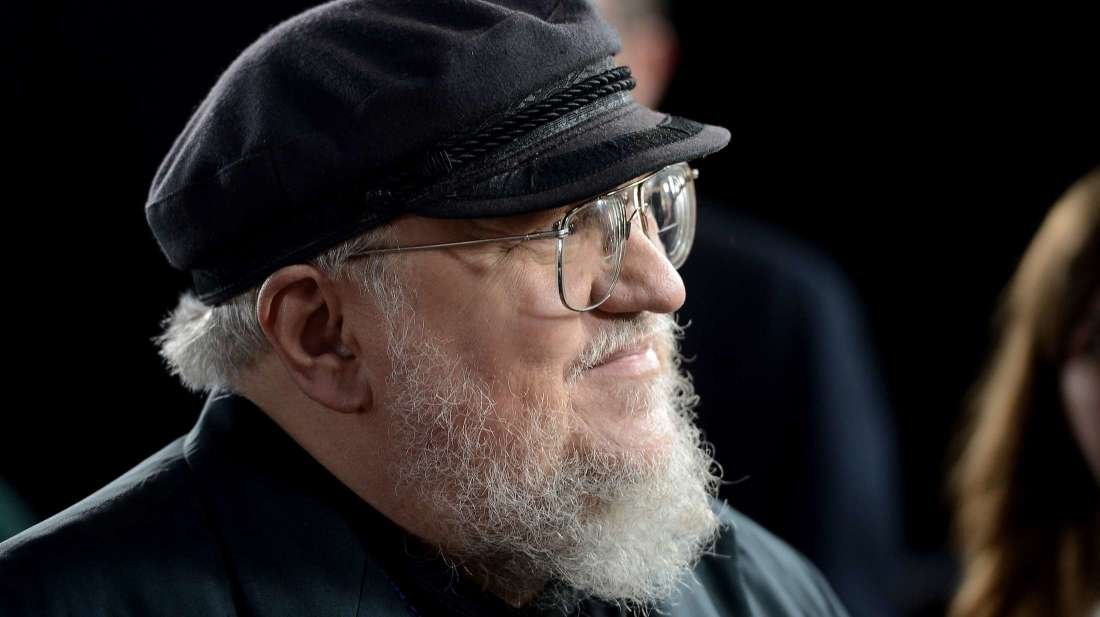 george r.r martin, got, game of thrones,the winds of winter, letteratura