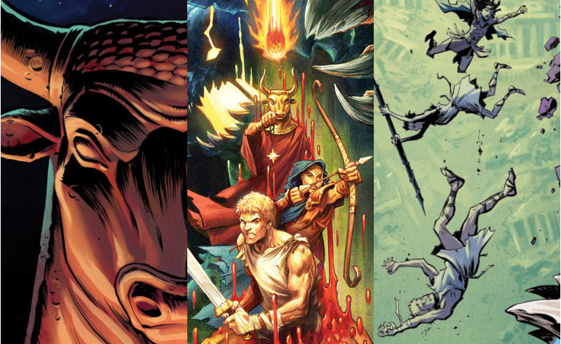 Kill the Minotaur: rivistazione del mito secondo Skybound thumbnail