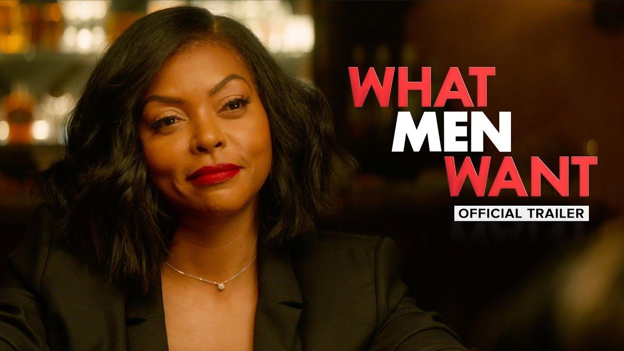 What Men Want: il trailer del remake con Taraji P. Henson thumbnail