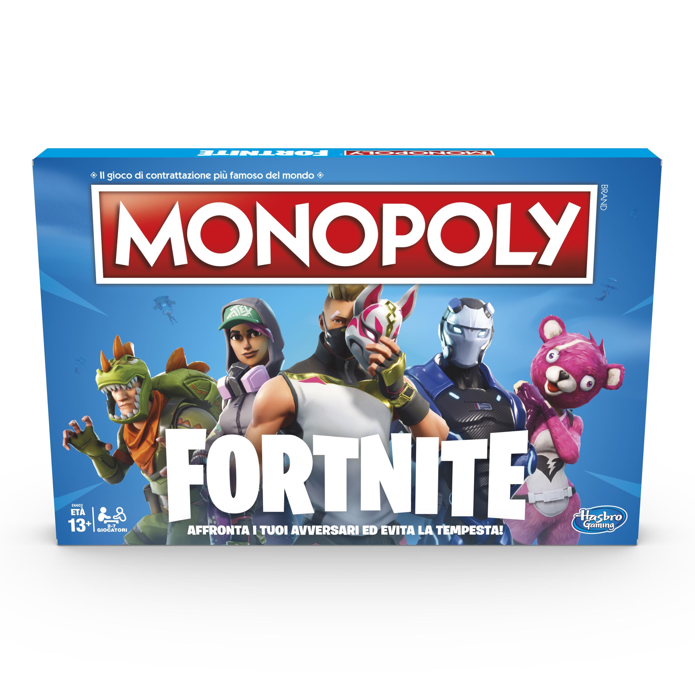 A dicembre 2018 arriva Monopoly edizione Fortnite in italiano thumbnail