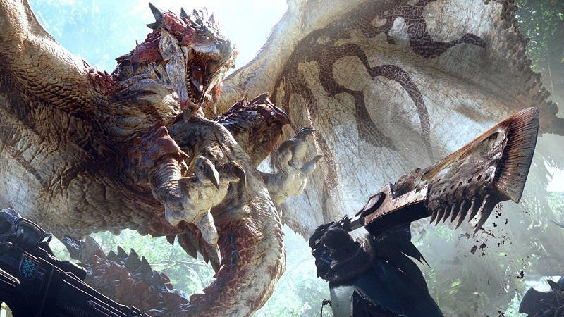 Monster Hunter: la prima foto ufficiale di Milla Jovovich e Tony Jaa thumbnail