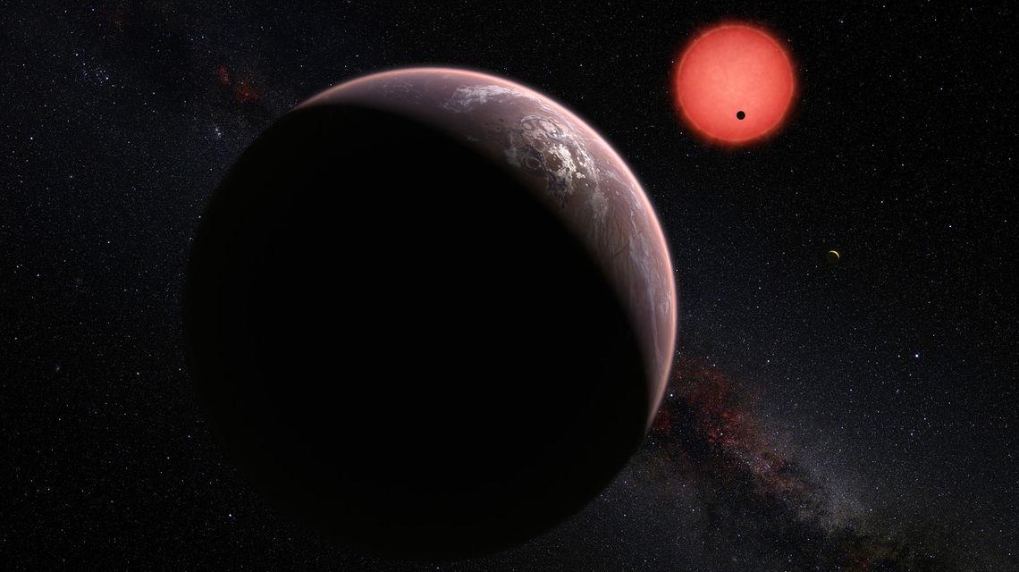 Un nuovo esopianeta attorno ad una nana rossa? thumbnail