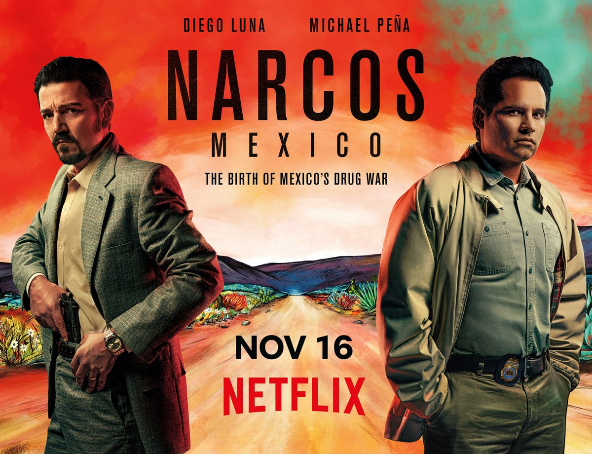 Netflix rinnova Narcos: Messico thumbnail