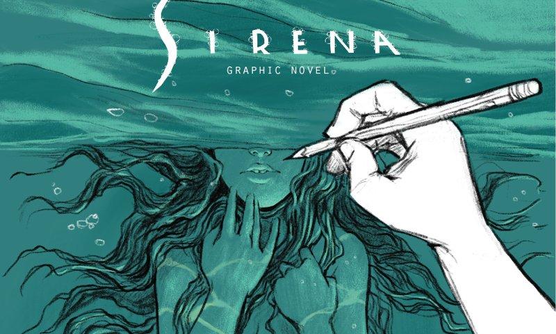 Sirena, il nuovo progetto di Claudio Sciarrone thumbnail
