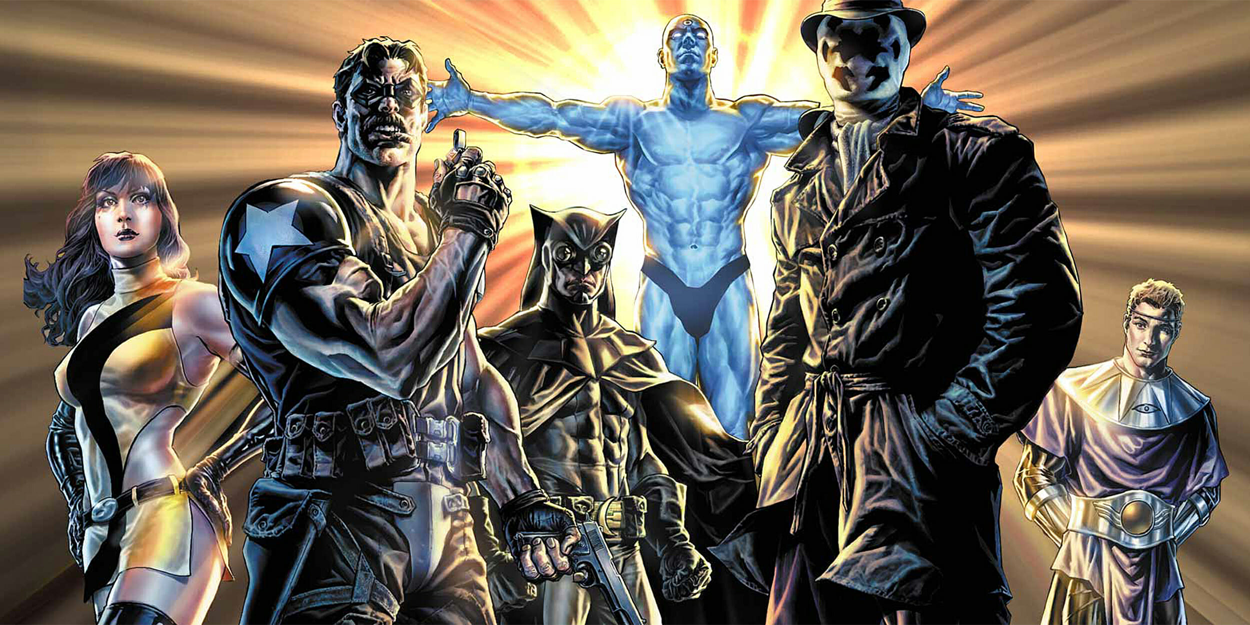 HBO's Watchmen: pubblicati due nuovi misteriosi teaser thumbnail