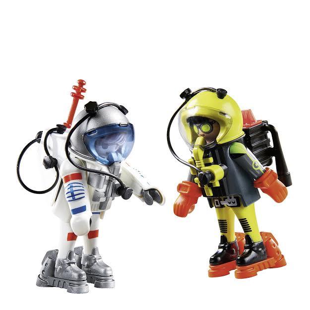 Playmobil: la nuova linea Space per esplorare Marte! thumbnail