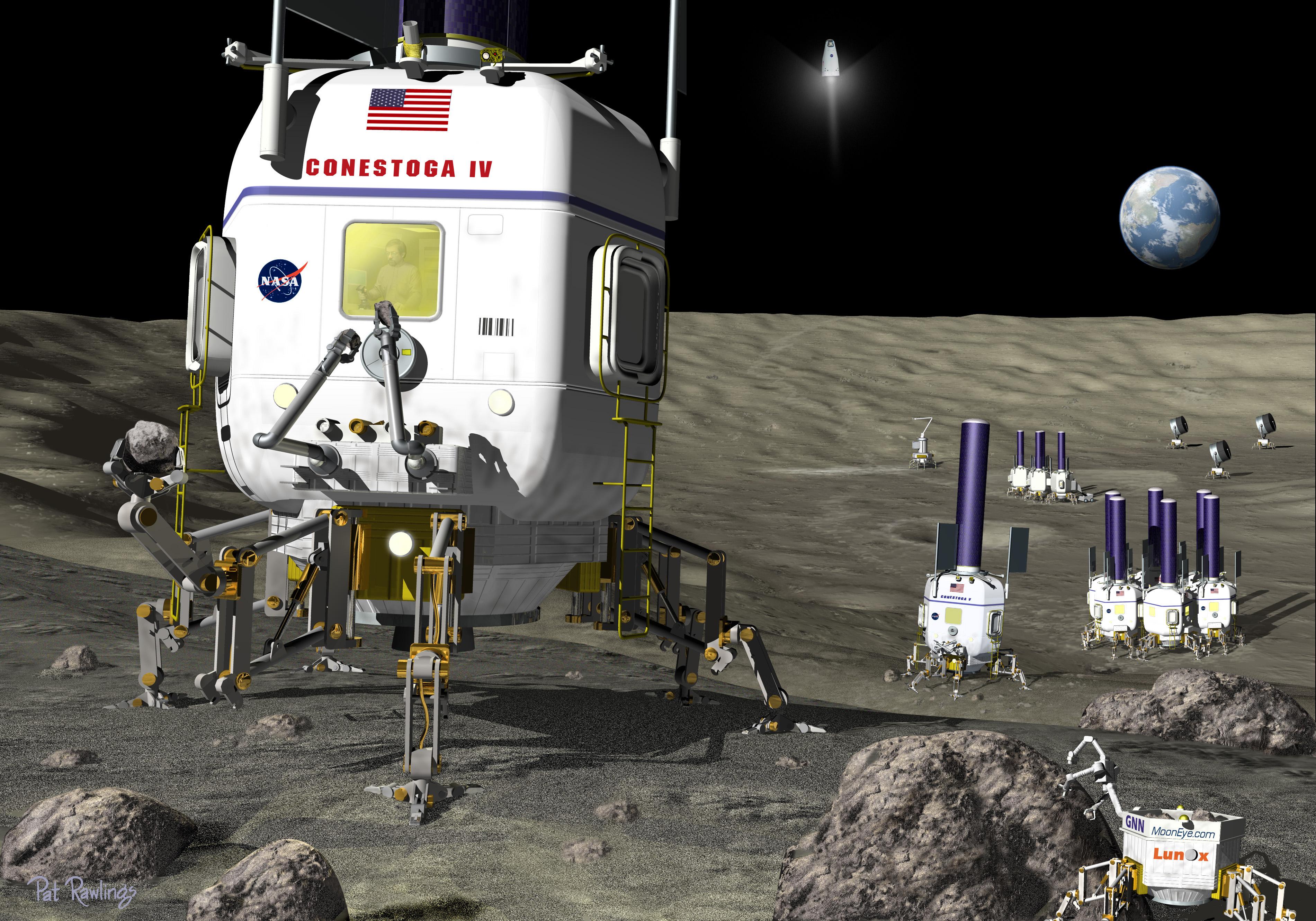 NASA: il Ritorno sulla Luna thumbnail