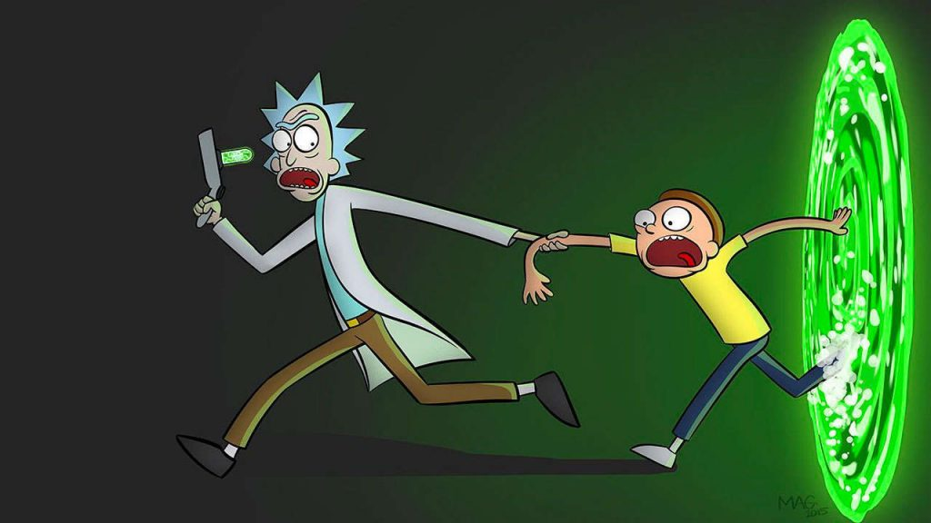 Ecco il Teaser della Quarta Stagione di Rick & Morty thumbnail