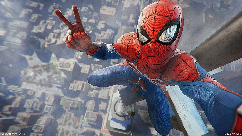 Arriva il fumetto per lo Spider-Man su PS4 thumbnail