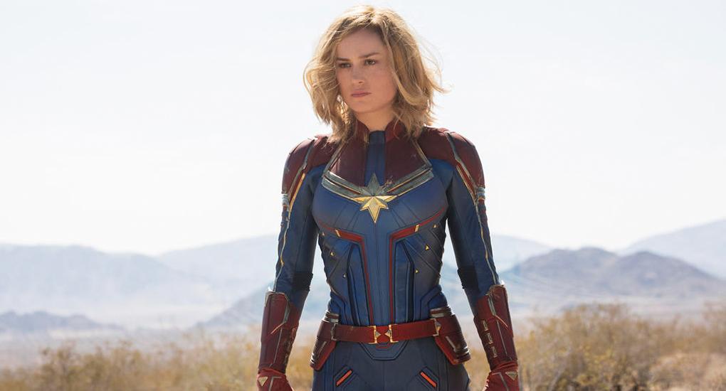 Captain Marvel: rilasciato un nuovo poster, trailer in arrivo stanotte thumbnail