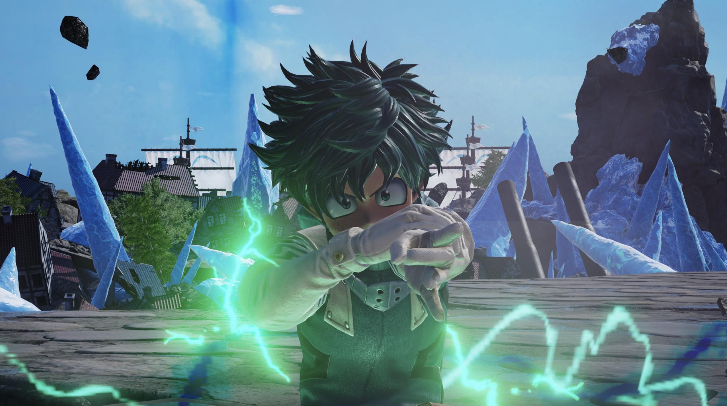 Jump Force: scopri il trailer e i nuovi personaggi confermati thumbnail