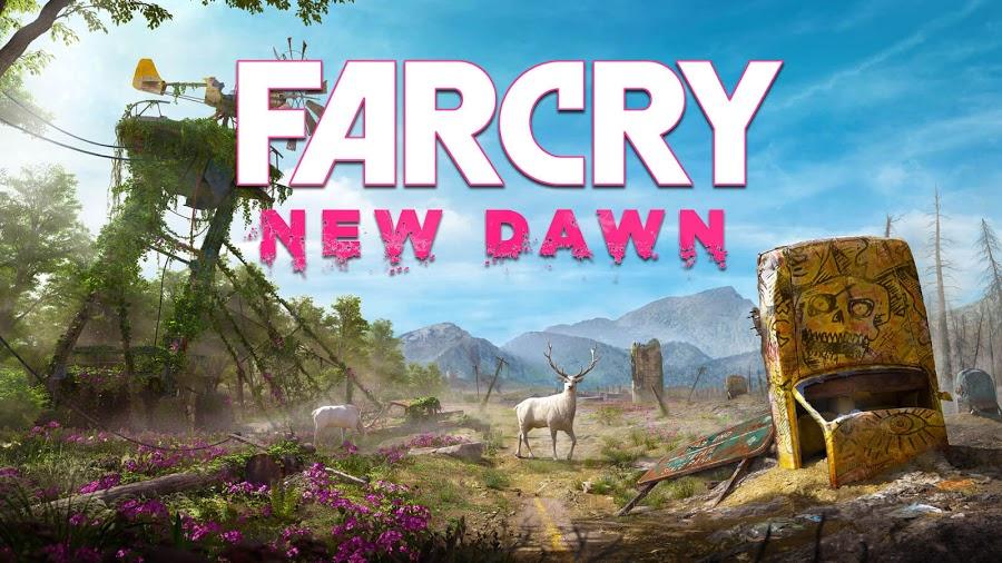 Ubisoft rivela Far Cry New Dawn thumbnail