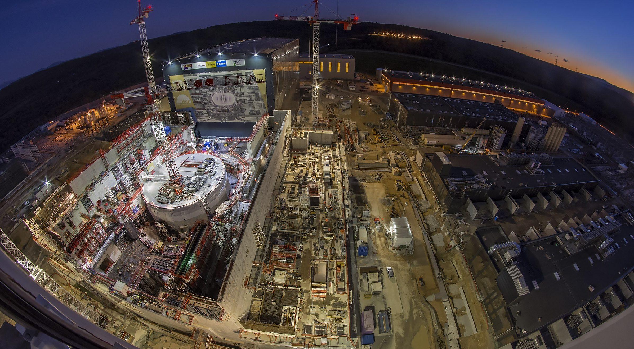 L'ITER della fusione nucleare thumbnail