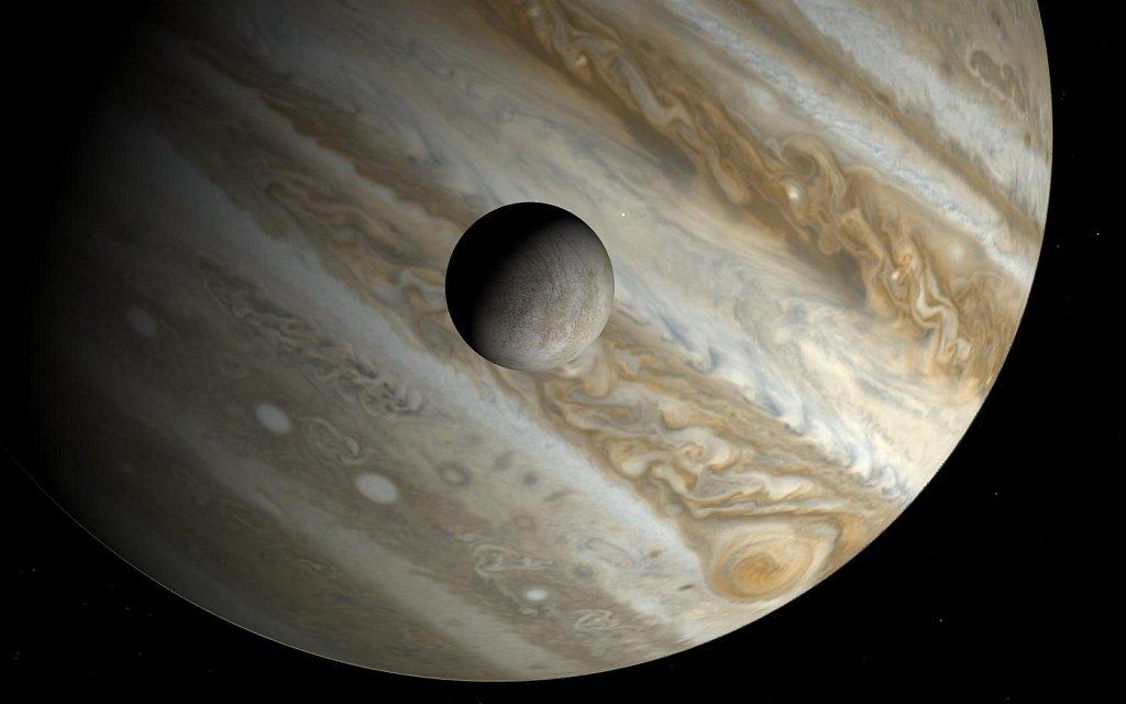 NASA: Alla Ricerca di Vita Aliena Sotto il Ghiaccio di Europa thumbnail