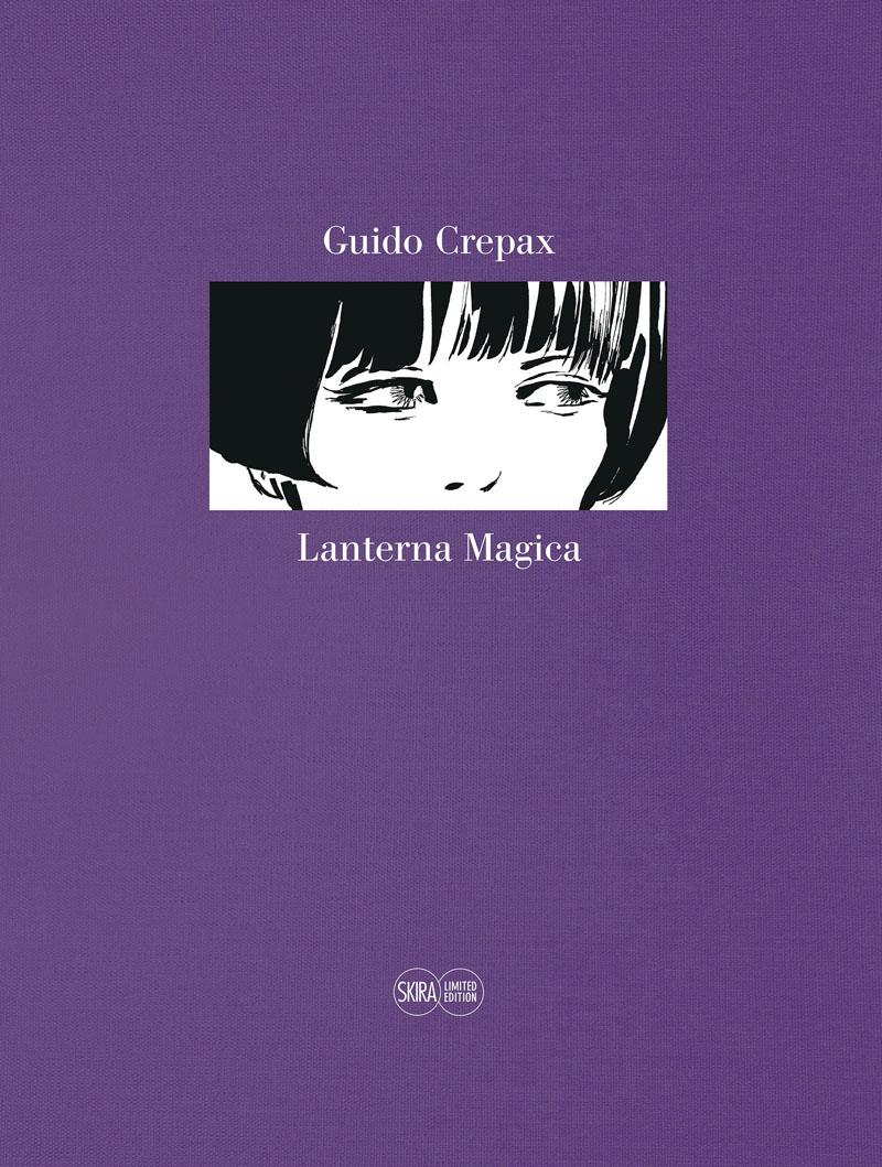 """Pubblicata una nuova edizione di """"Lanterna Magica"""" di Guido Crepax. thumbnail"""