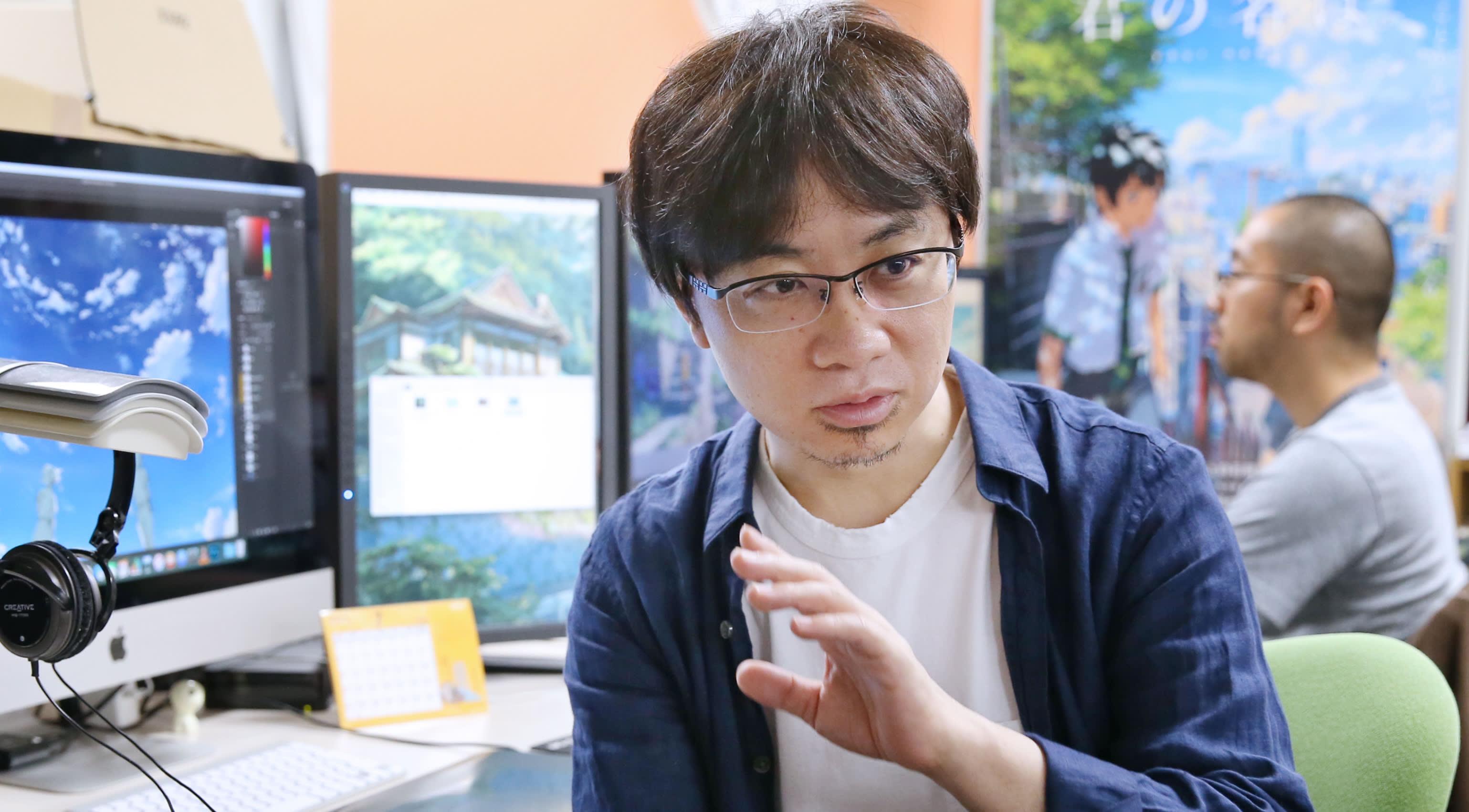 "Makoto Shinkai: ""Ecco come Your Name mi ha cambiato la vita"" thumbnail"