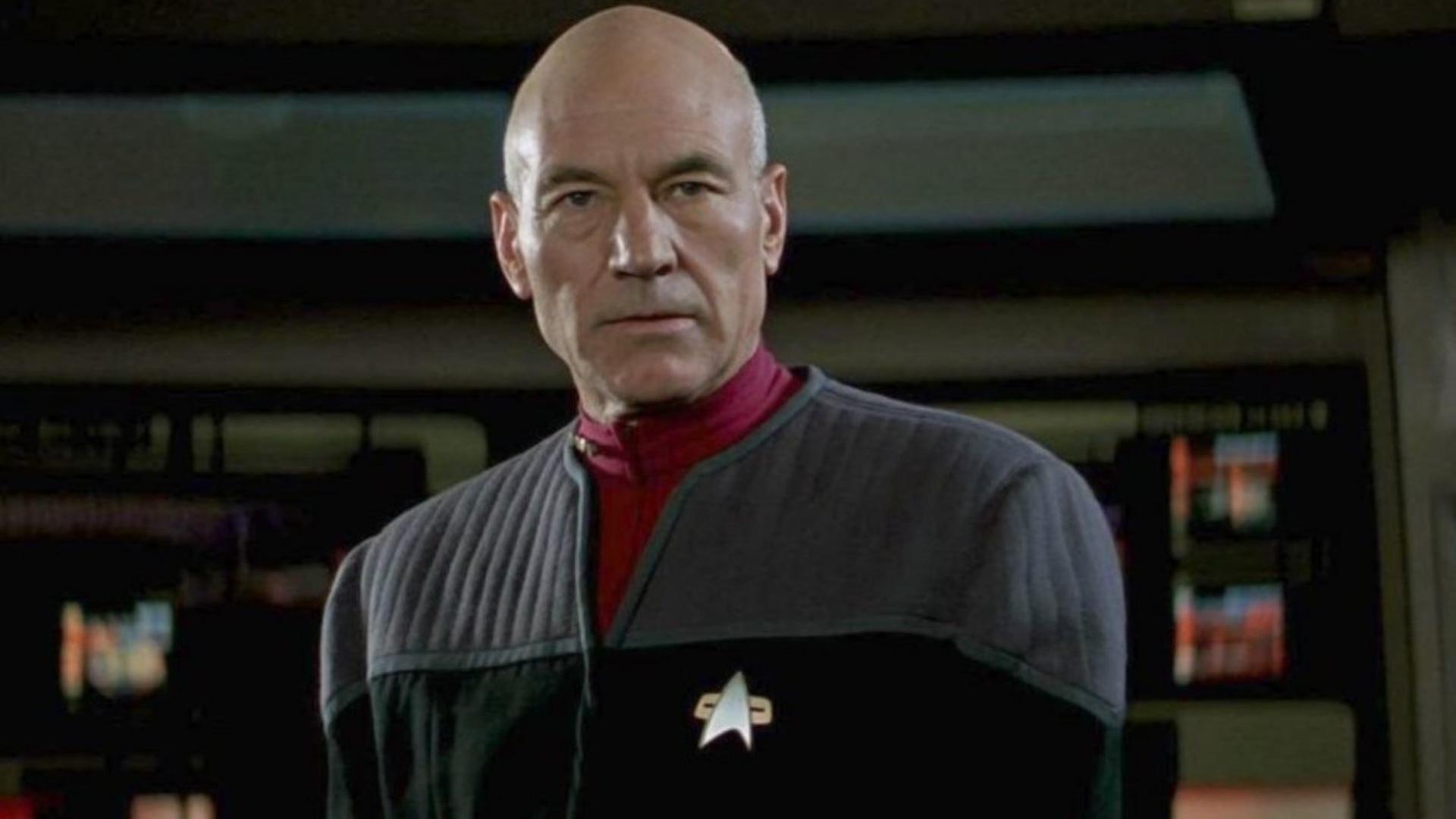 Star Trek: Patrick Stewart torna ad interpretare Jean-Luc Picard thumbnail
