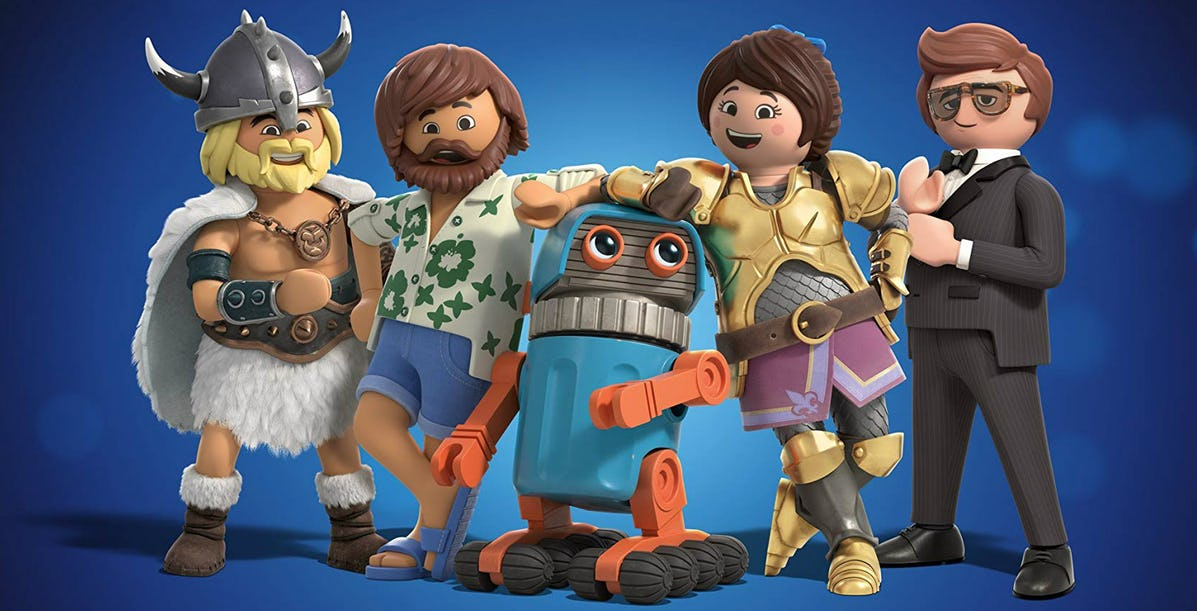 Online il trailer di Playmobil: The Movie thumbnail