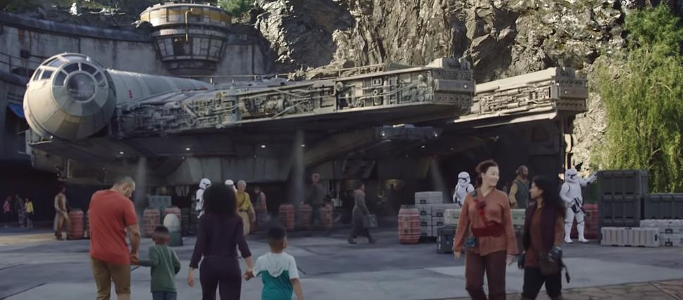 Tutto quello che c'è da sapere su Star Wars: Galaxy's Edge thumbnail