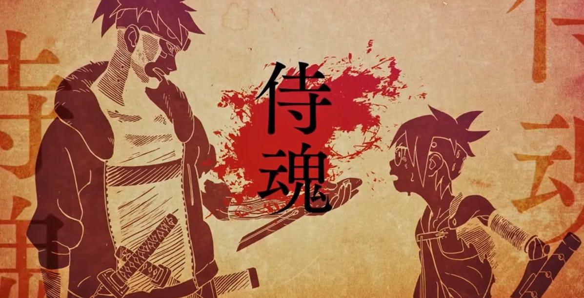 Samurai 8: un nuovo manga scritto dal creatore di Naruto thumbnail