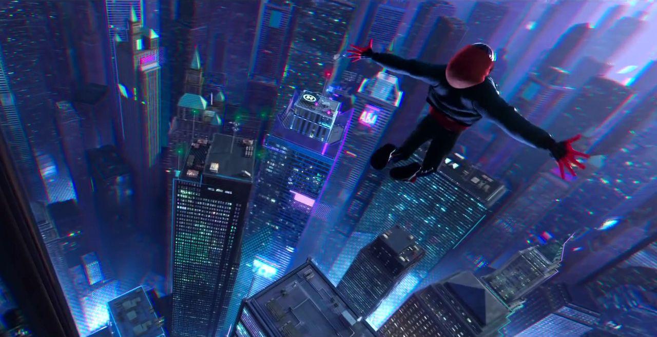 In lavorazione il seguito di Spider-Man: Into the Spider-verse thumbnail