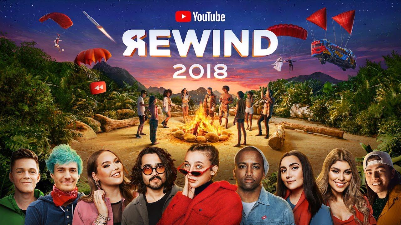 YouTube Rewind 2018 è il video con più dislike della piattaforma thumbnail