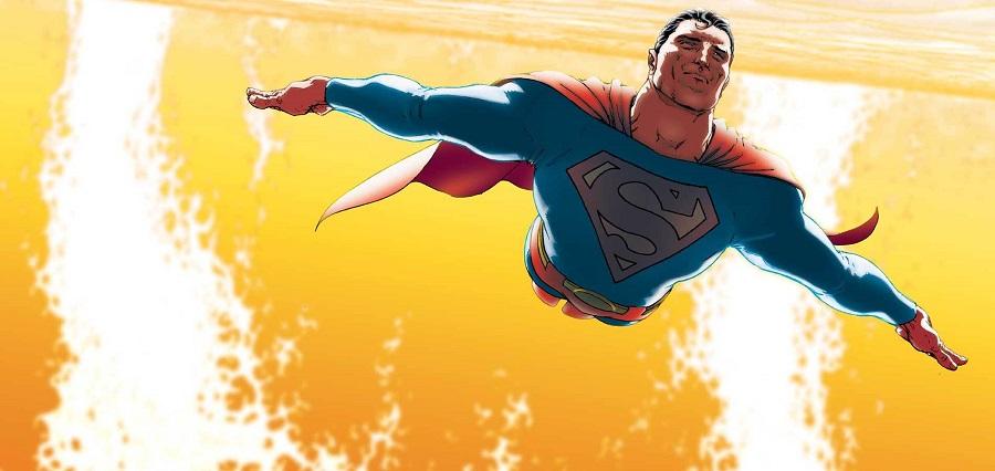 Superman sbarca ufficialmente su Twitter thumbnail