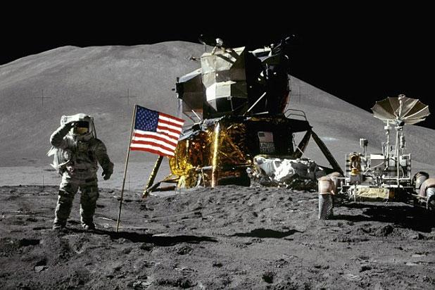 Stephen Curry non crede all'allunaggio e la NASA risponde thumbnail
