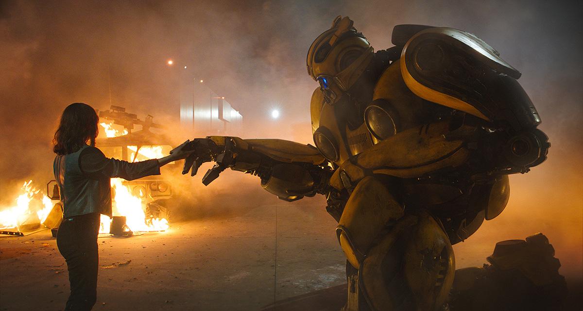Transformers: un sequel di Bumblebee in lavorazione? thumbnail