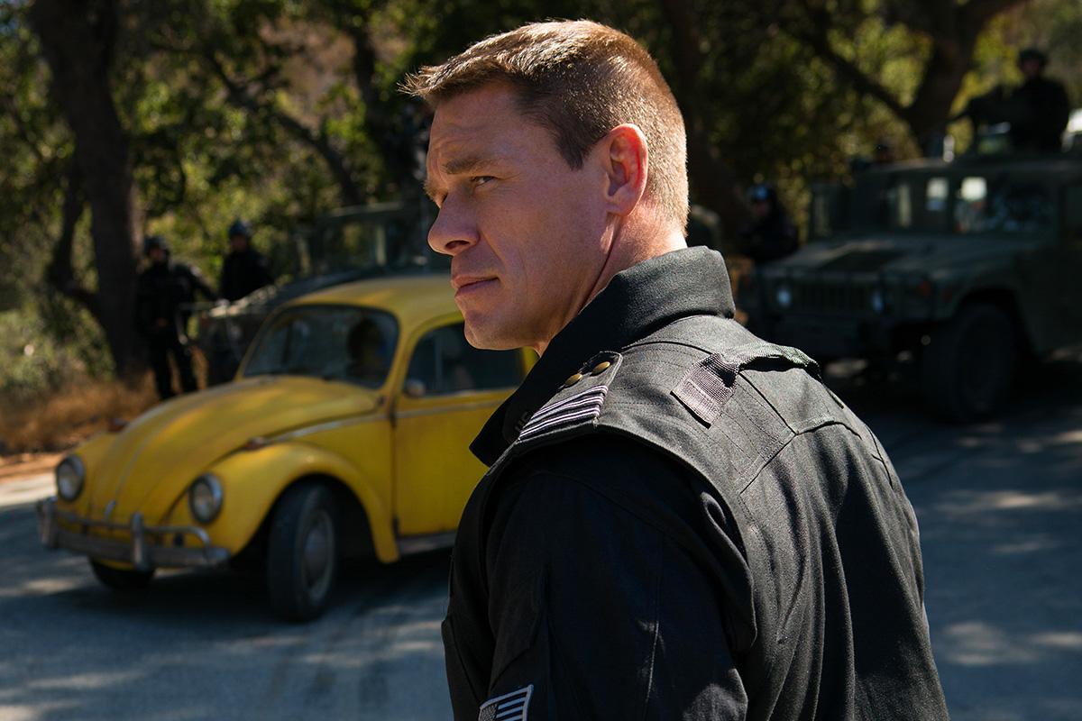 The Suicide Squad: John Cena celebra lo script di James Gunn thumbnail